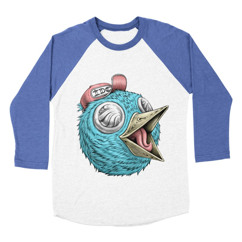 Individuals Defining Creativity Women's Baseball Triblend Longsleeve T-Shirt by Stiky Shop