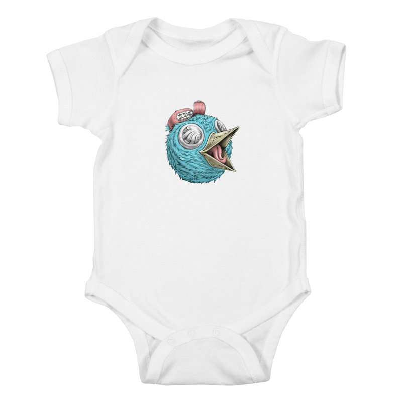 Individuals Defining Creativity Kids Baby Bodysuit by Stiky Shop