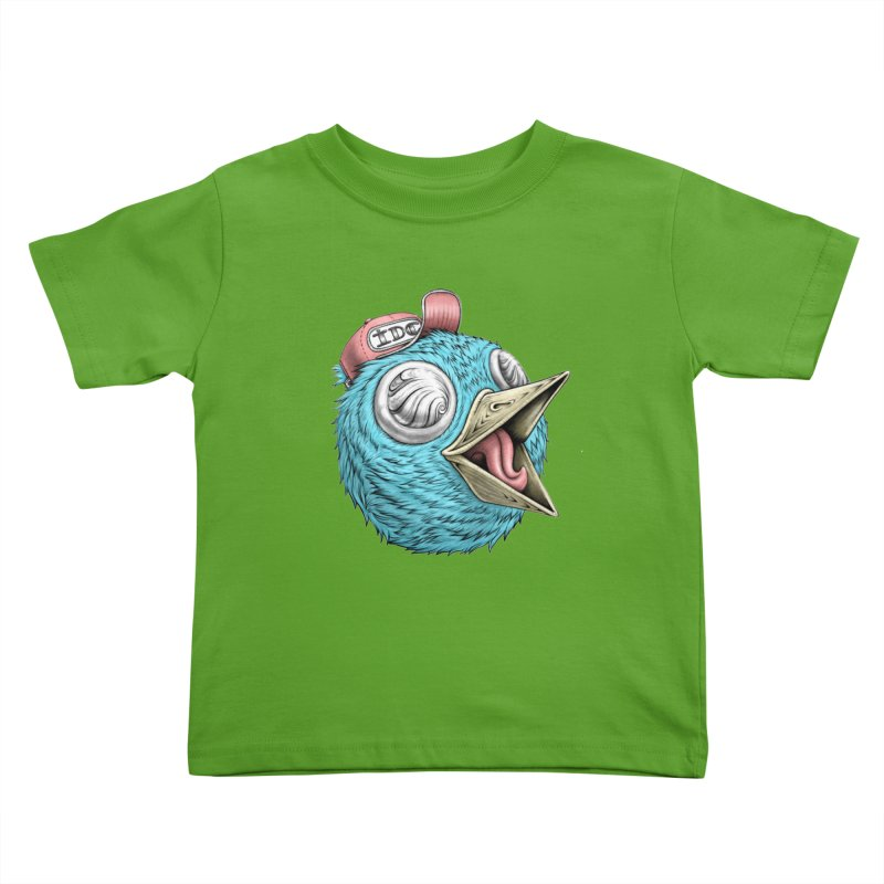 Individuals Defining Creativity Kids Toddler T-Shirt by Stiky Shop