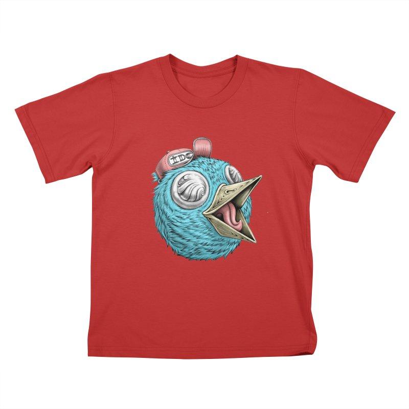 Individuals Defining Creativity Kids T-Shirt by Stiky Shop