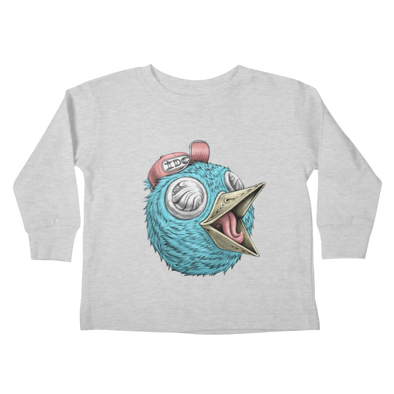 Individuals Defining Creativity Kids Toddler Longsleeve T-Shirt by Stiky Shop