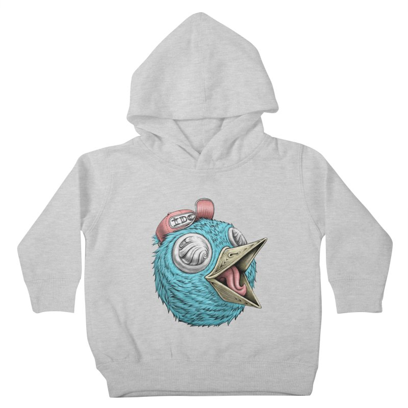 Individuals Defining Creativity Kids Toddler Pullover Hoody by Stiky Shop