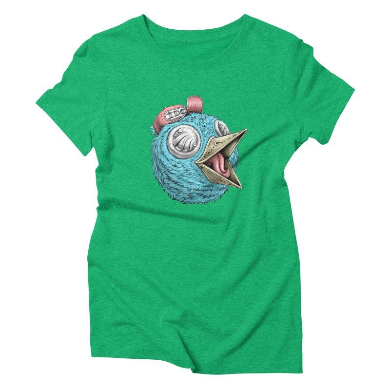 Individuals Defining Creativity Women's Triblend T-Shirt by Stiky Shop