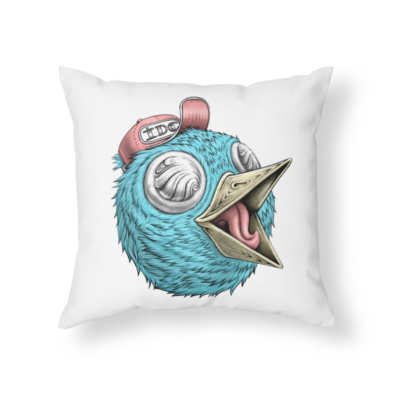 Individuals Defining Creativity Home Throw Pillow by Stiky Shop