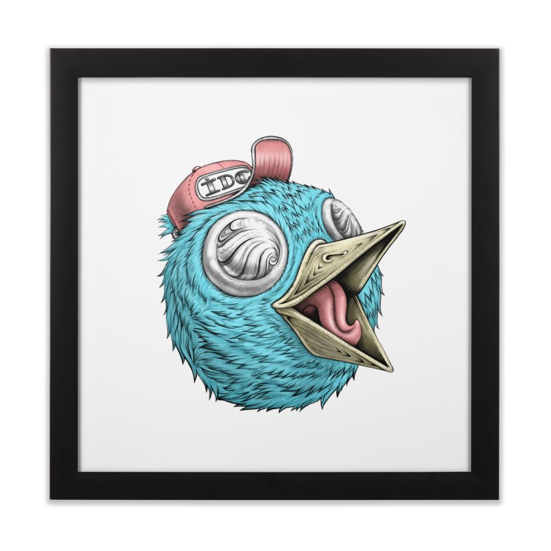 Individuals Defining Creativity Home Framed Fine Art Print by Stiky Shop