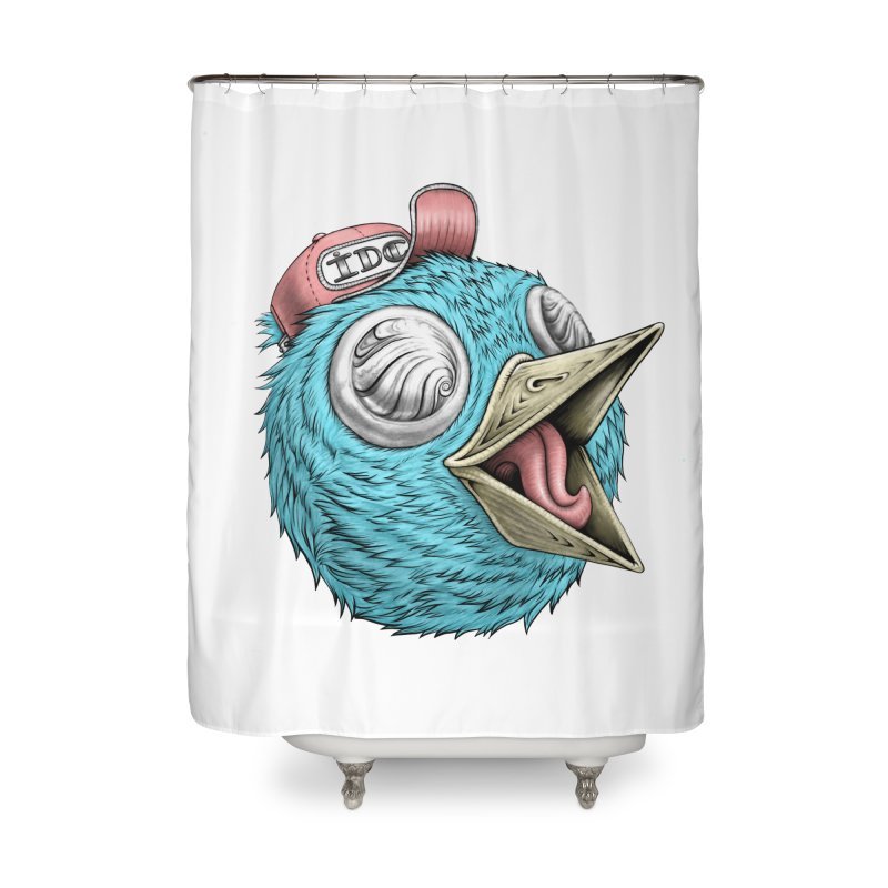 Individuals Defining Creativity Home Shower Curtain by Stiky Shop