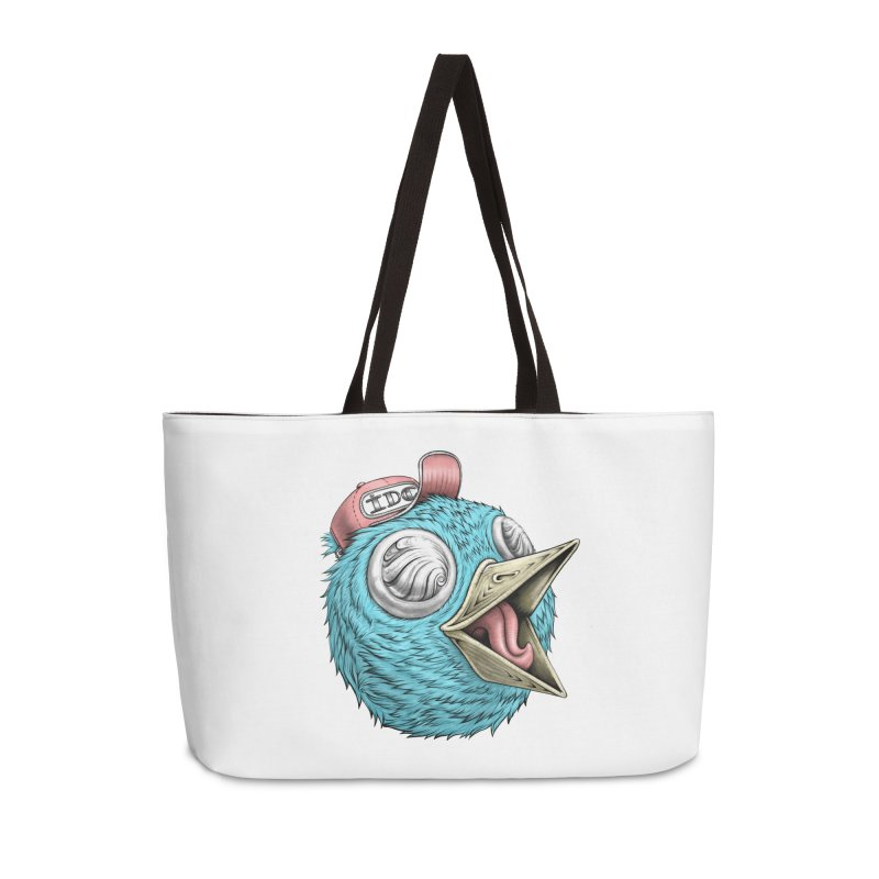 Individuals Defining Creativity Accessories Weekender Bag Bag by Stiky Shop
