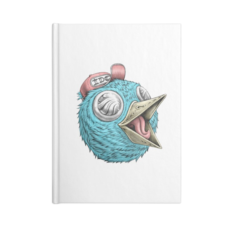 Individuals Defining Creativity Accessories Lined Journal Notebook by Stiky Shop