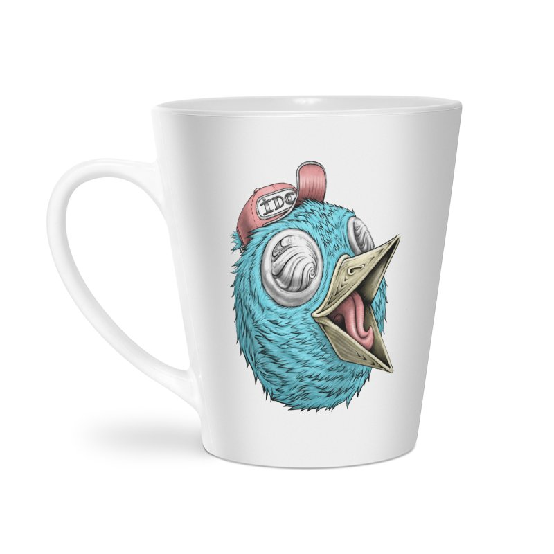Individuals Defining Creativity Accessories Latte Mug by Stiky Shop
