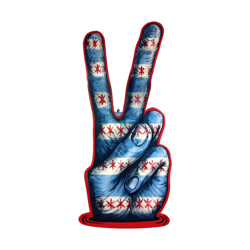 Vote for Peace Men's T-Shirt by Stiky Shop