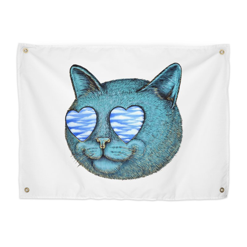 We are the cloud kickers Home Tapestry by Stiky Shop