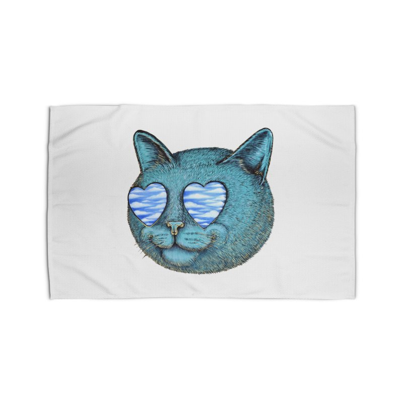 We are the cloud kickers Home Rug by Stiky Shop