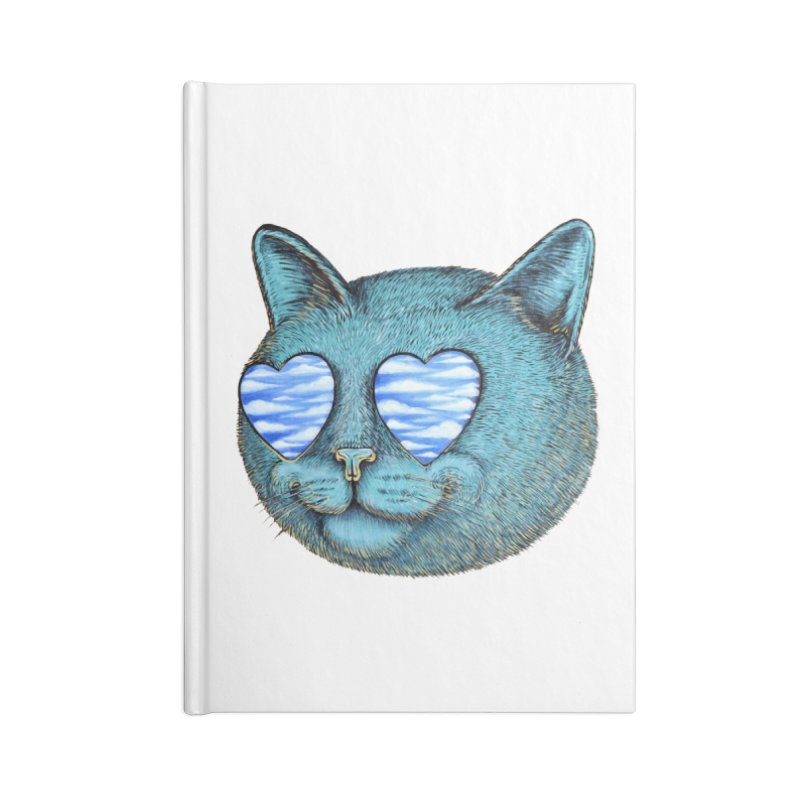 We are the cloud kickers Accessories Lined Journal Notebook by Stiky Shop