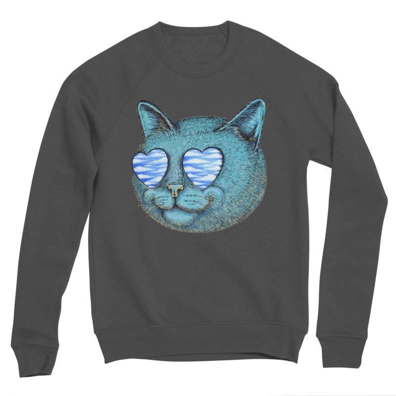 We are the cloud kickers Women's Sponge Fleece Sweatshirt by Stiky Shop