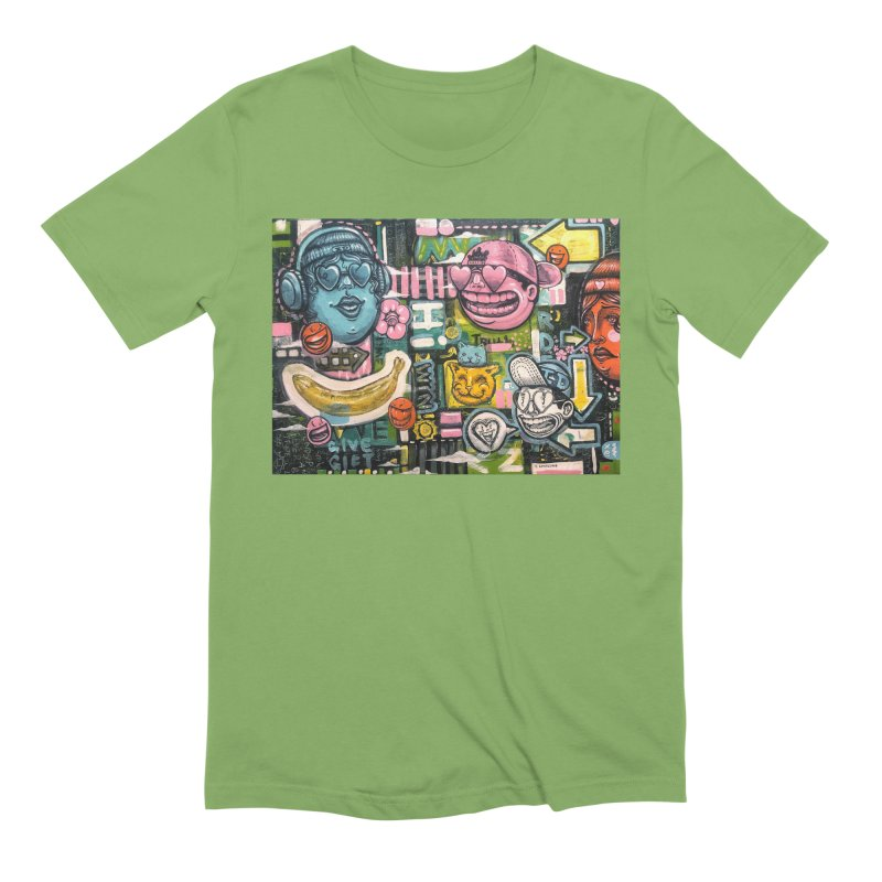 Friends forever is the truth to love Men's Extra Soft T-Shirt by Stiky Shop
