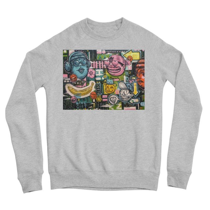 Friends forever is the truth to love Men's Sponge Fleece Sweatshirt by Stiky Shop