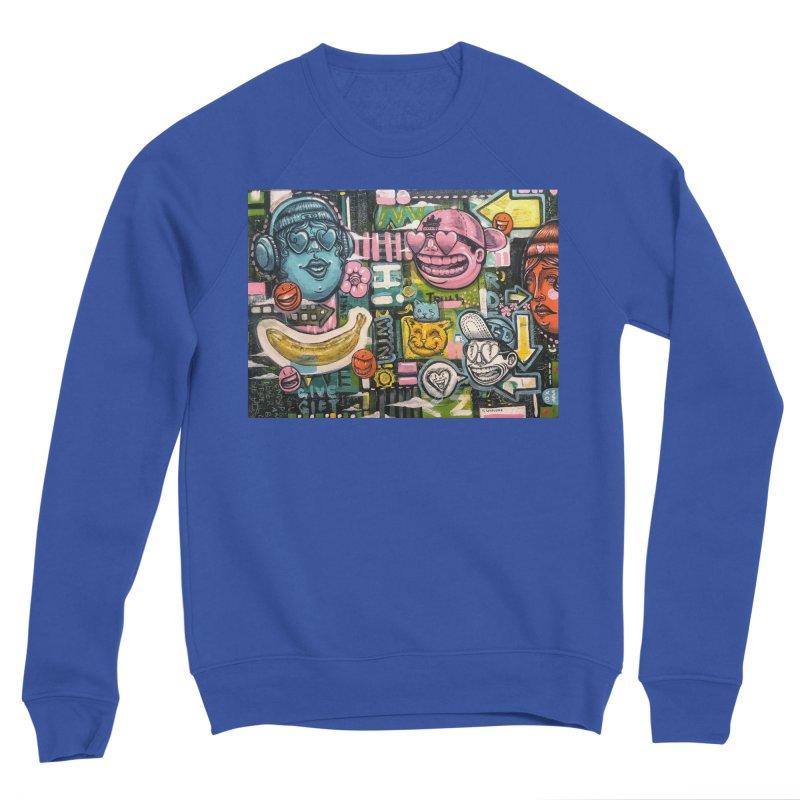 Friends forever is the truth to love Women's Sponge Fleece Sweatshirt by Stiky Shop