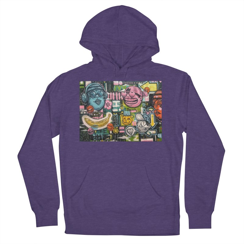 Friends forever is the truth to love Women's French Terry Pullover Hoody by Stiky Shop