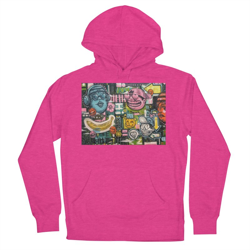 Friends forever is the truth to love Men's French Terry Pullover Hoody by Stiky Shop