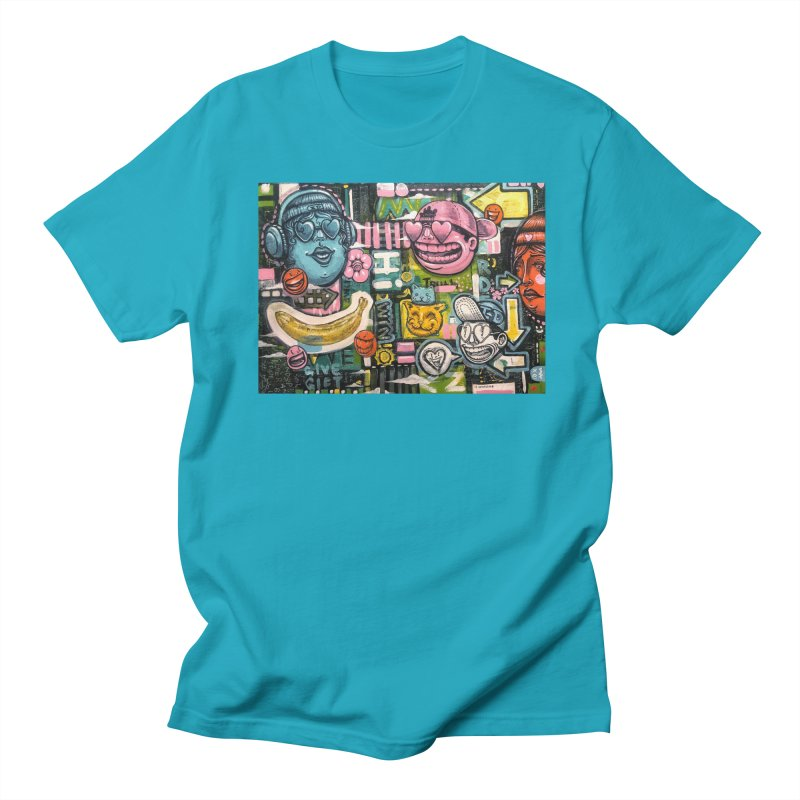 Friends forever is the truth to love Men's Regular T-Shirt by Stiky Shop