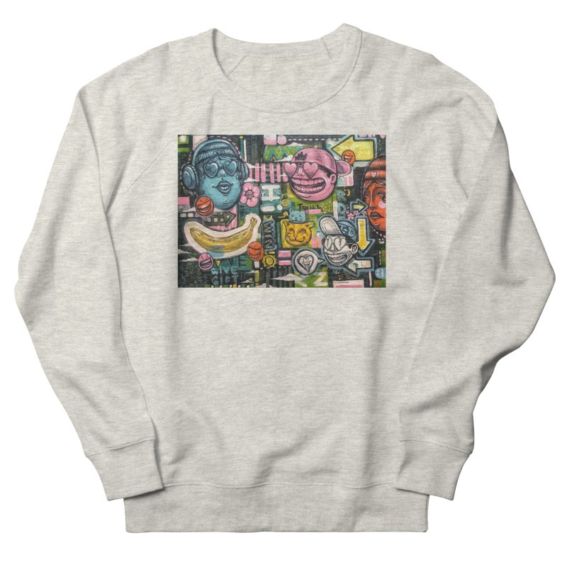 Friends forever is the truth to love Women's French Terry Sweatshirt by Stiky Shop
