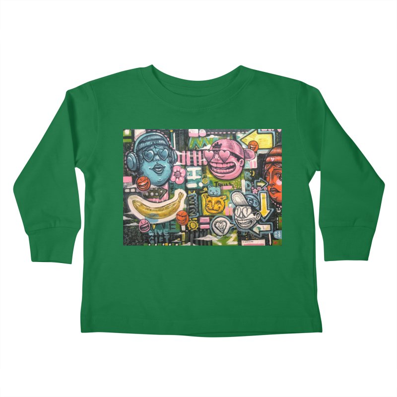 Friends forever is the truth to love Kids Toddler Longsleeve T-Shirt by Stiky Shop