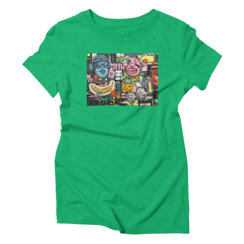 Friends forever is the truth to love Women's Triblend T-Shirt by Stiky Shop