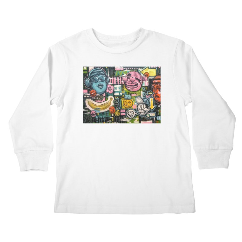 Friends forever is the truth to love Kids Longsleeve T-Shirt by Stiky Shop