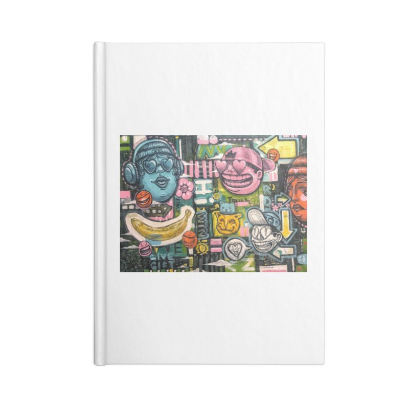 Friends forever is the truth to love Accessories Lined Journal Notebook by Stiky Shop