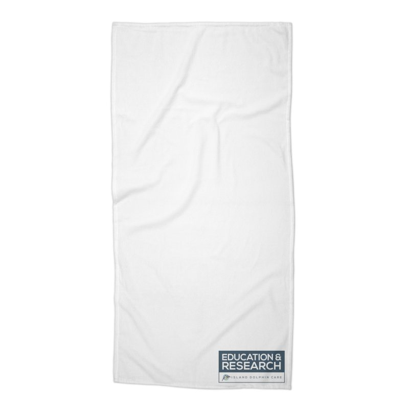 IDC Education & Research Accessories Beach Towel by #MaybeYouMatter