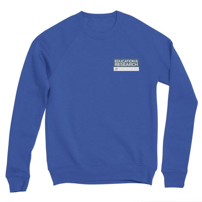 IDC Education & Research Men's Sweatshirt by #MaybeYouMatter