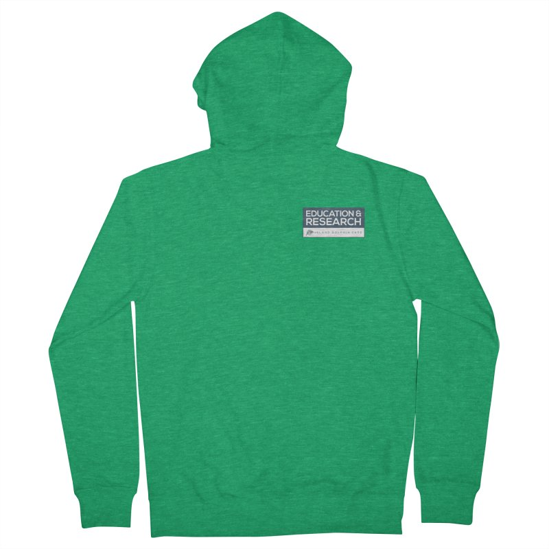 IDC Education & Research Men's Zip-Up Hoody by #MaybeYouMatter