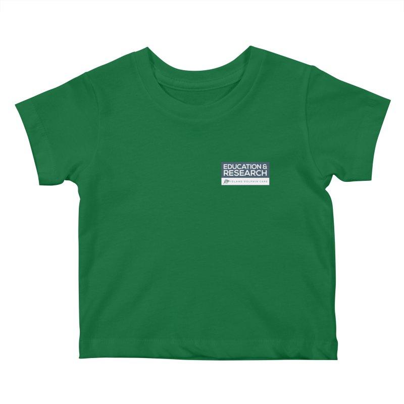 IDC Education & Research Kids Baby T-Shirt by #MaybeYouMatter
