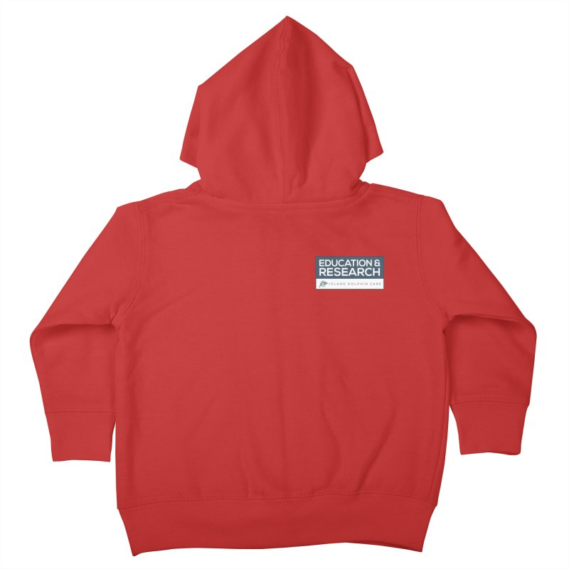 IDC Education & Research Kids Toddler Zip-Up Hoody by #MaybeYouMatter