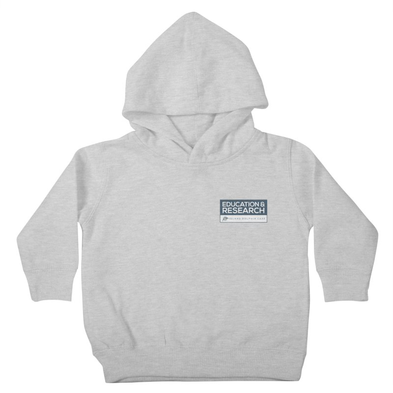 IDC Education & Research Kids Toddler Pullover Hoody by #MaybeYouMatter