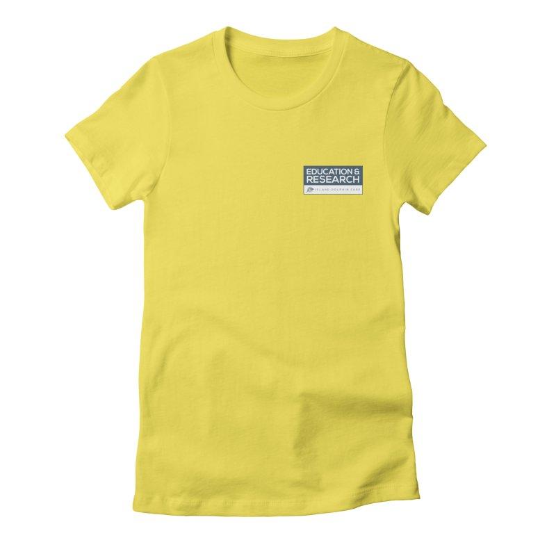 IDC Education & Research Women's T-Shirt by #MaybeYouMatter