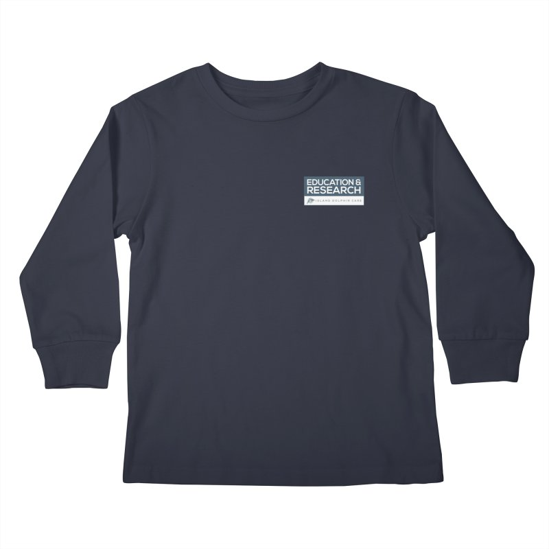 IDC Education & Research Kids Longsleeve T-Shirt by #MaybeYouMatter