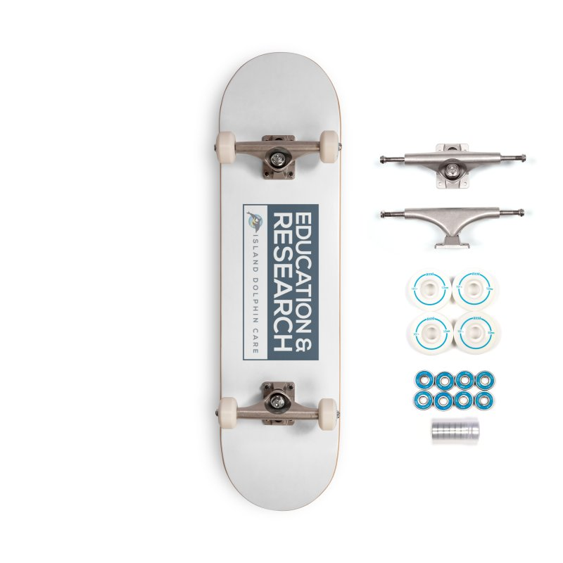 IDC Education & Research Accessories Skateboard by #MaybeYouMatter