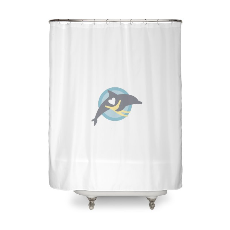IDC Goods Home Shower Curtain by #MaybeYouMatter