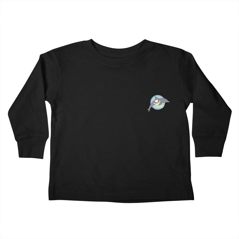 IDC Goods Kids Toddler Longsleeve T-Shirt by #MaybeYouMatter