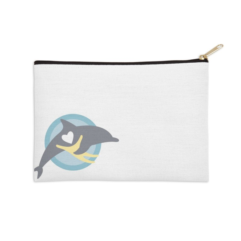 IDC Goods Accessories Zip Pouch by #MaybeYouMatter