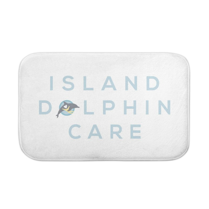 Island Dolphin Care - More Stuff Home Bath Mat by #MaybeYouMatter