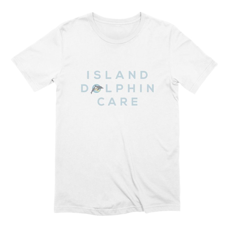 Island Dolphin Care - More Stuff Men's T-Shirt by #MaybeYouMatter