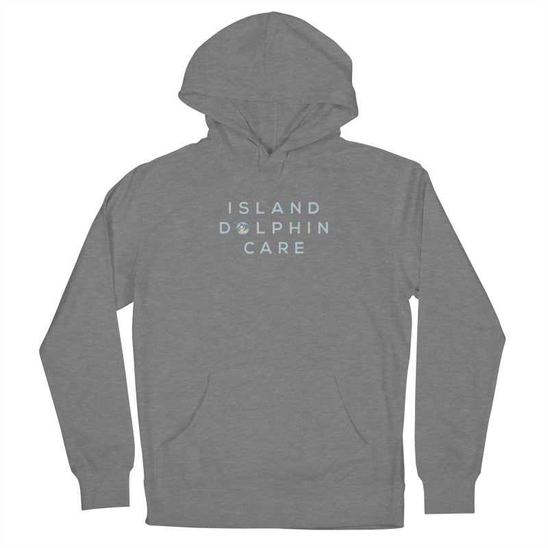 Island Dolphin Care - More Stuff Men's Pullover Hoody by #MaybeYouMatter