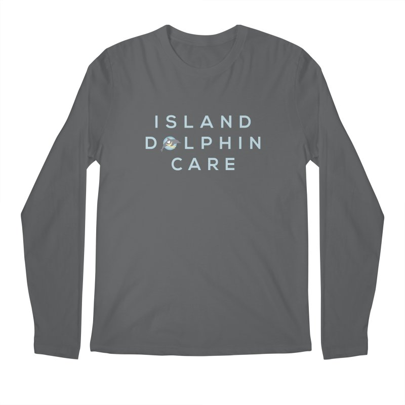 Island Dolphin Care - More Stuff Men's Longsleeve T-Shirt by #MaybeYouMatter
