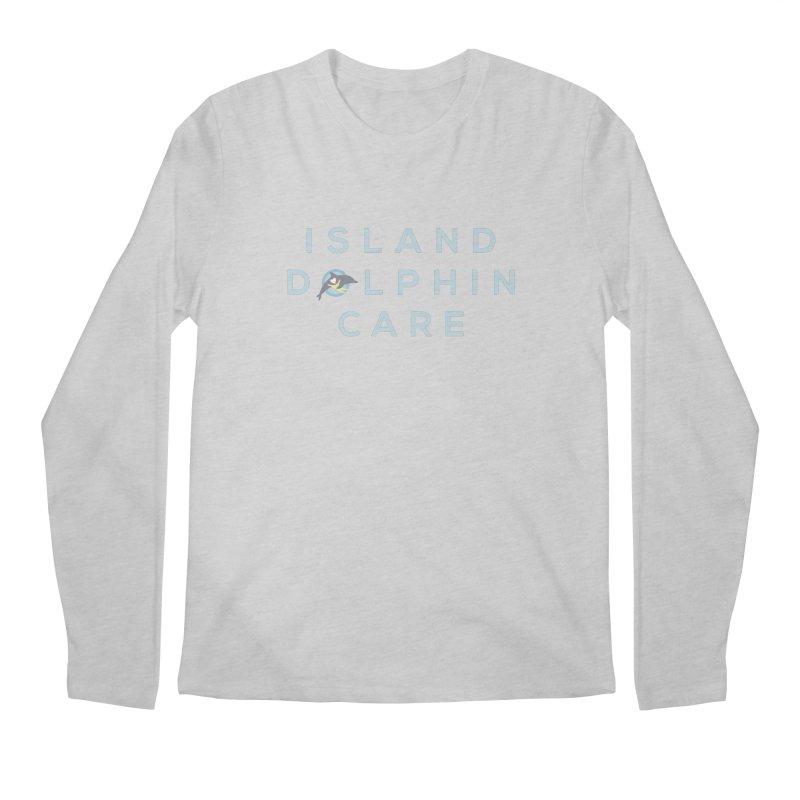 Island Dolphin Care - More Stuff Men's Longsleeve T-Shirt by #MaybeYouMatter