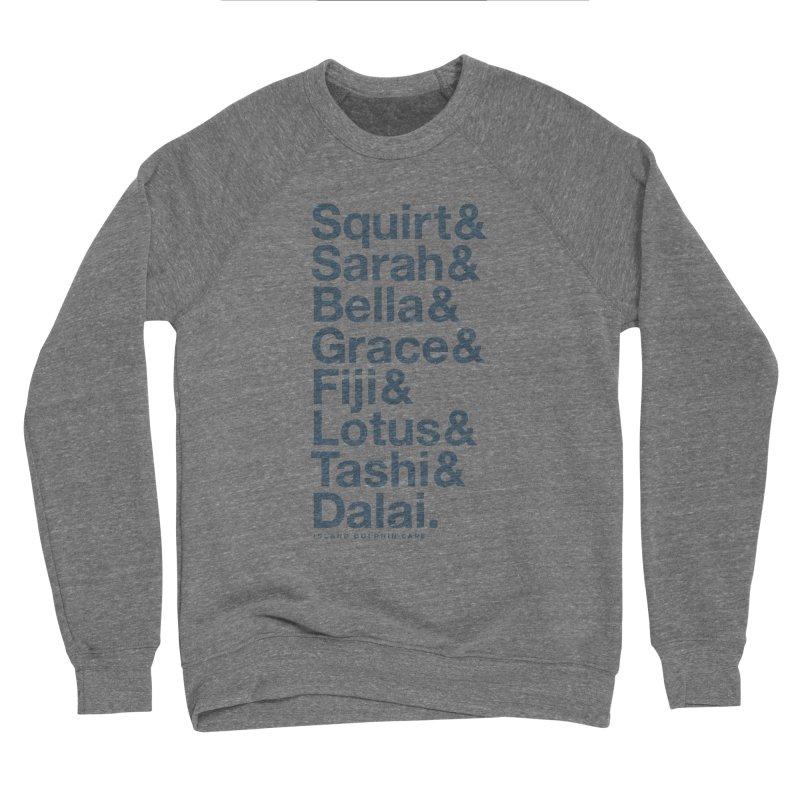 The Crew - Dark Font Women's Sweatshirt by #MaybeYouMatter