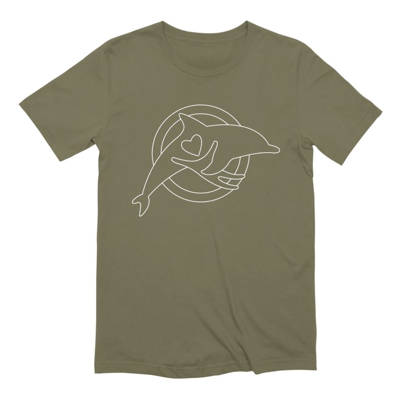 The Outliner - Clothing Men's T-Shirt by #MaybeYouMatter