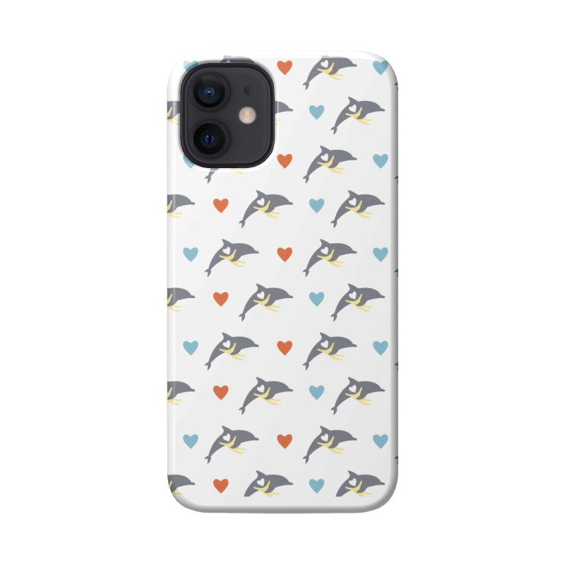 Wall of Dolphin Accessories Phone Case by #MaybeYouMatter