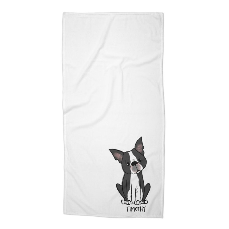 Timothy Accessories Beach Towel by #MaybeYouMatter